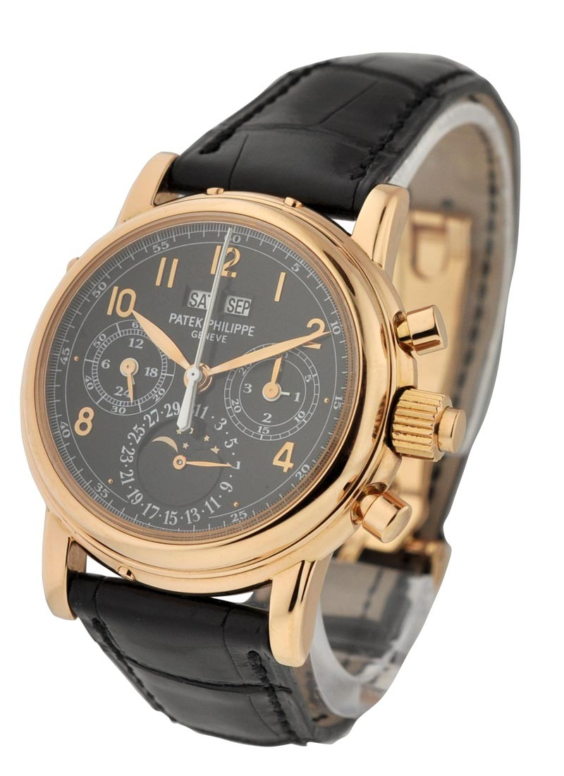 Patek Philippe 5004 Split-Second Chronograph Perpetual Calendar