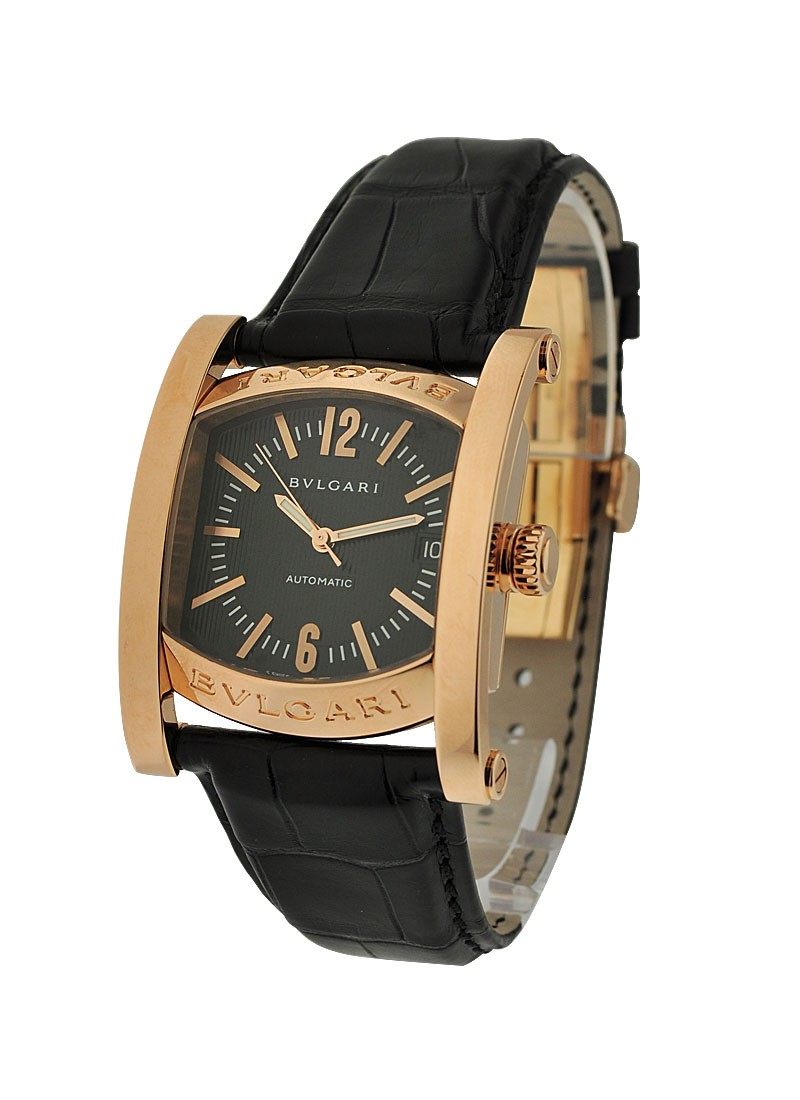 Bvlgari Assioma Large Size in Rose Gold