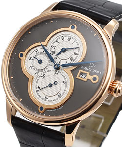 Jaquet Droz The Time Zones