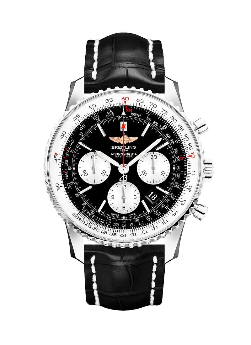 Breitling Navitimer 01 Limited Edition Chronograph in Steel