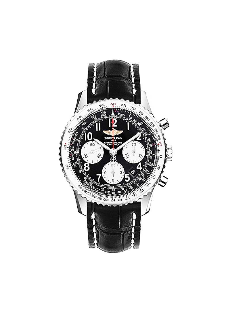 Breitling Navitimer Men's Chronograph in Steel