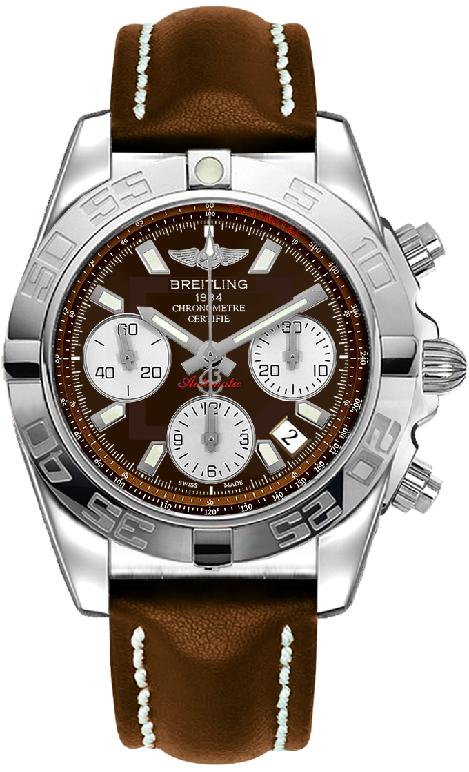 Breitling Chronomat Evolution 41 Men's Chronograph in Steel