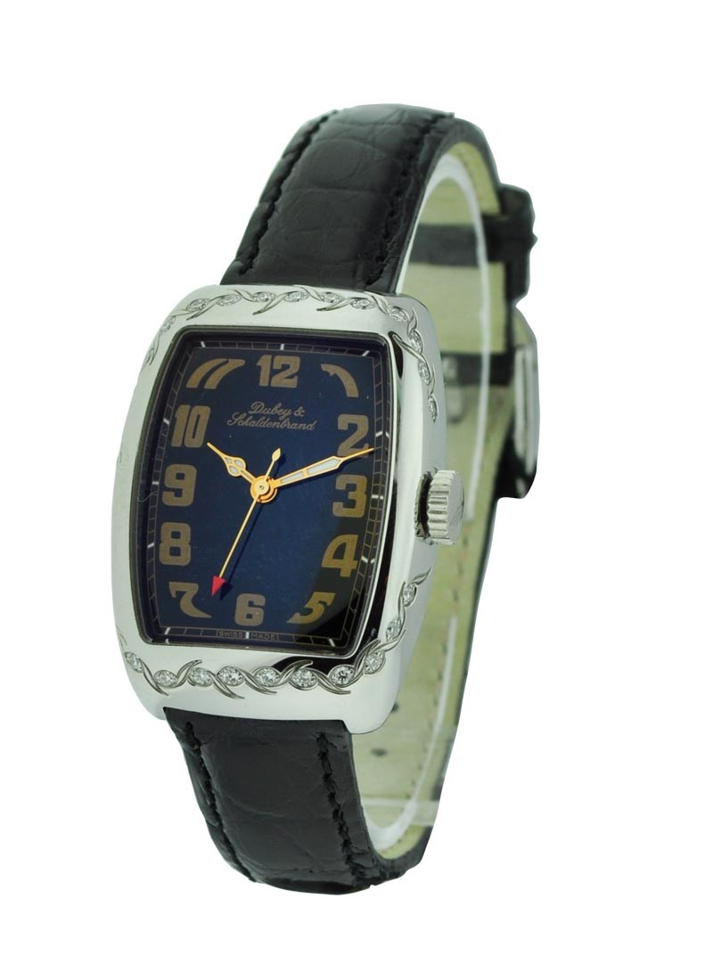 Dubey & Schaldenbrand Aerodyn Lady Dia with Diamond Bezel