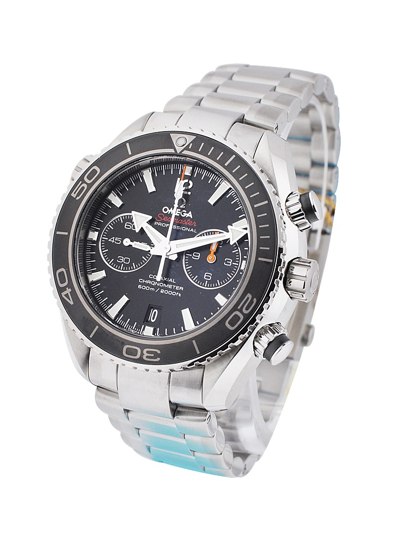 Omega Seamaster Planet Ocean Chronograph 45mm in Steel