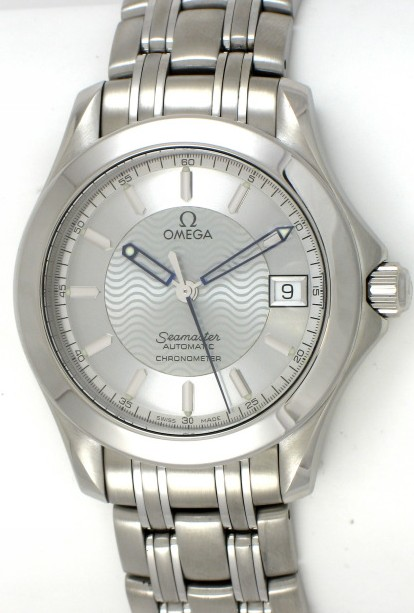 Omega Seamaster Automatic Chronometer in Steel