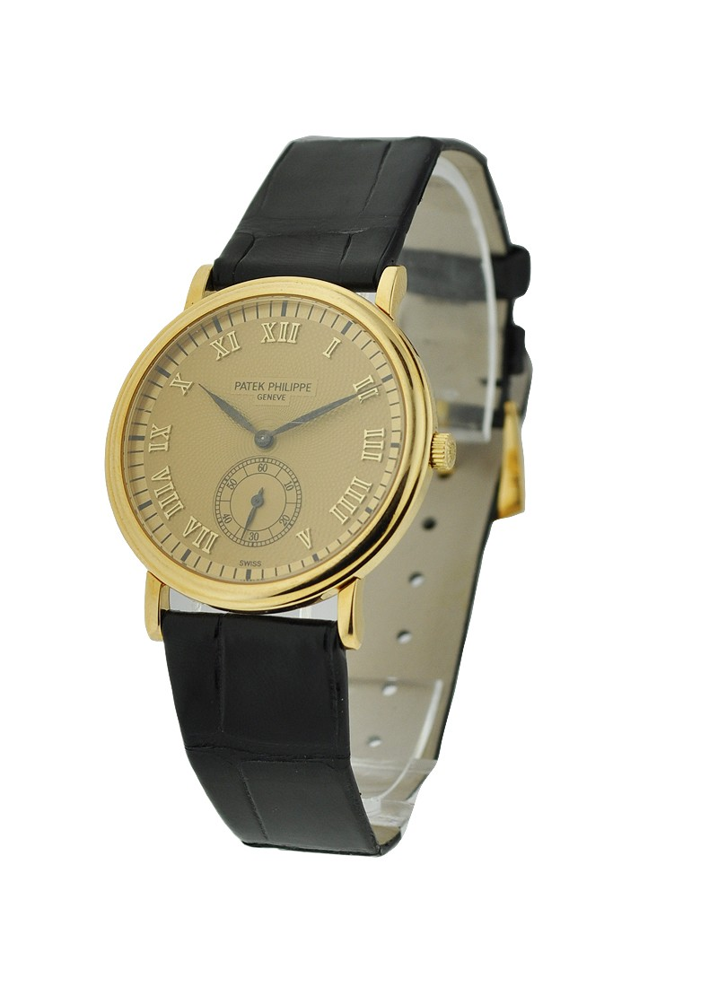 Patek Philippe 5022 Yellow Gold Calatrava