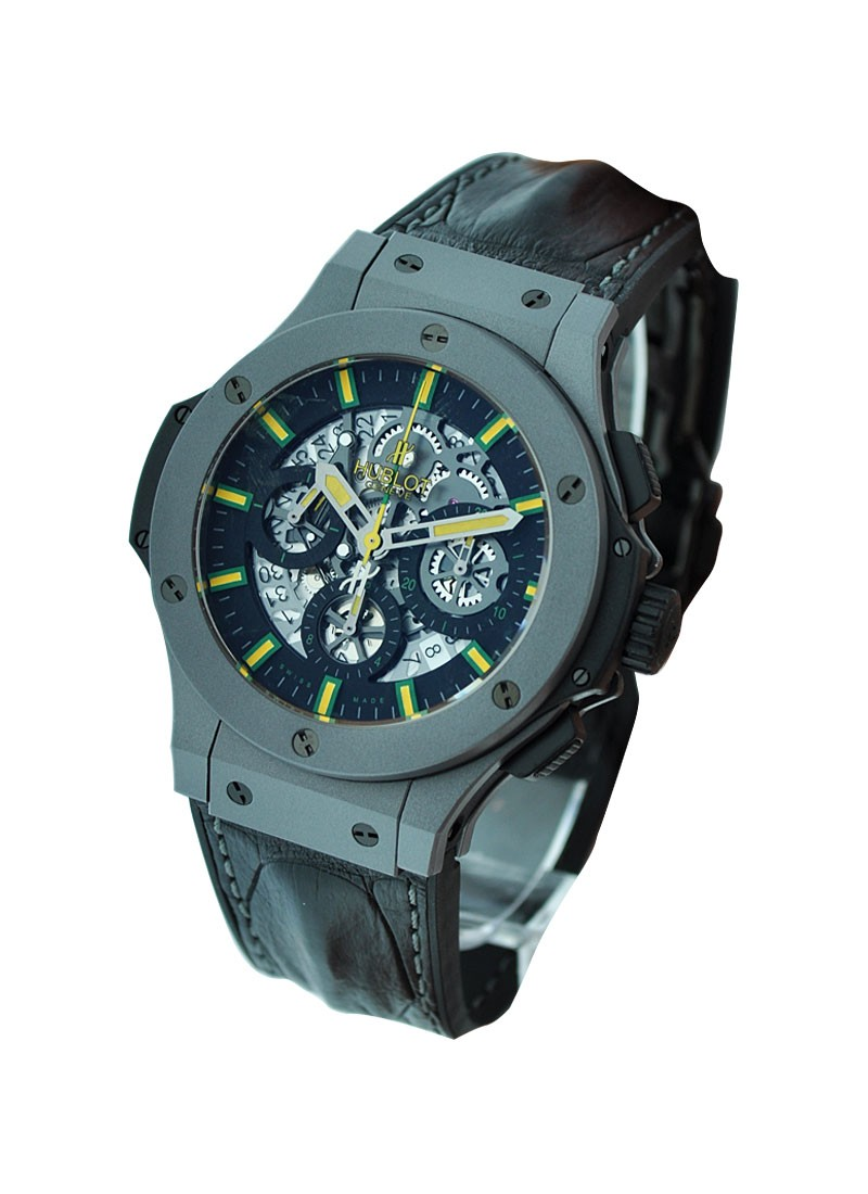 Hublot Aero Bang Niemeyer   Brazilian Architect