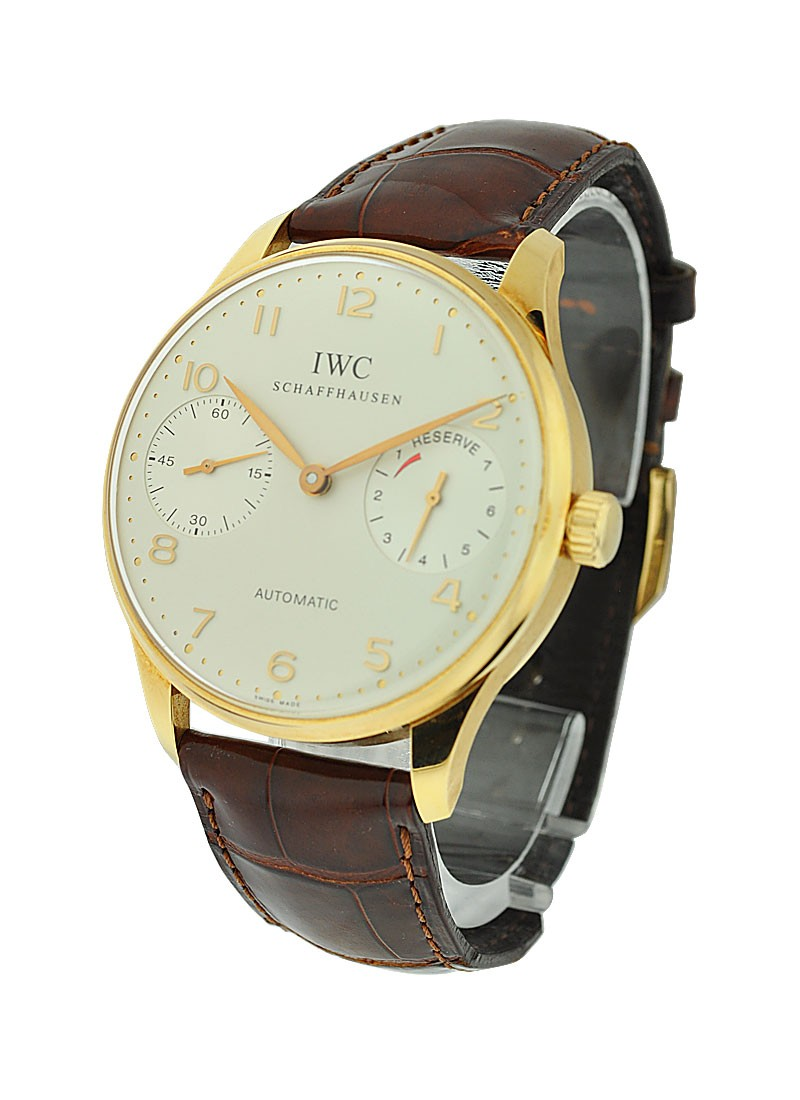 IWC Portugieser 42mm in Rose Gold - Limited to 750 pcs