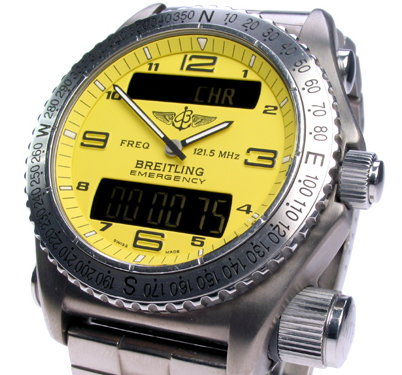Breitling Custom Diamond Pieces