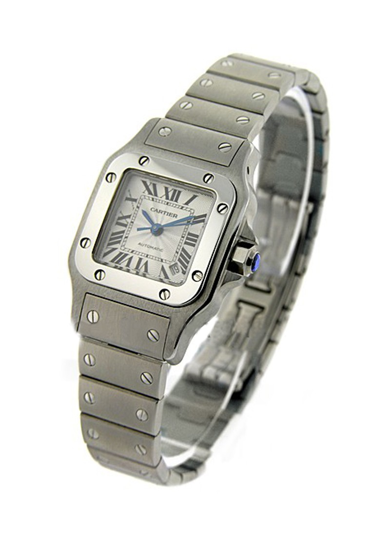 Cartier Santos de Cartier in Steel