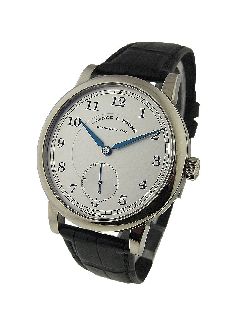 A. Lange & Sohne 1815 Mechanical Small Seconds 36mm in White Gold