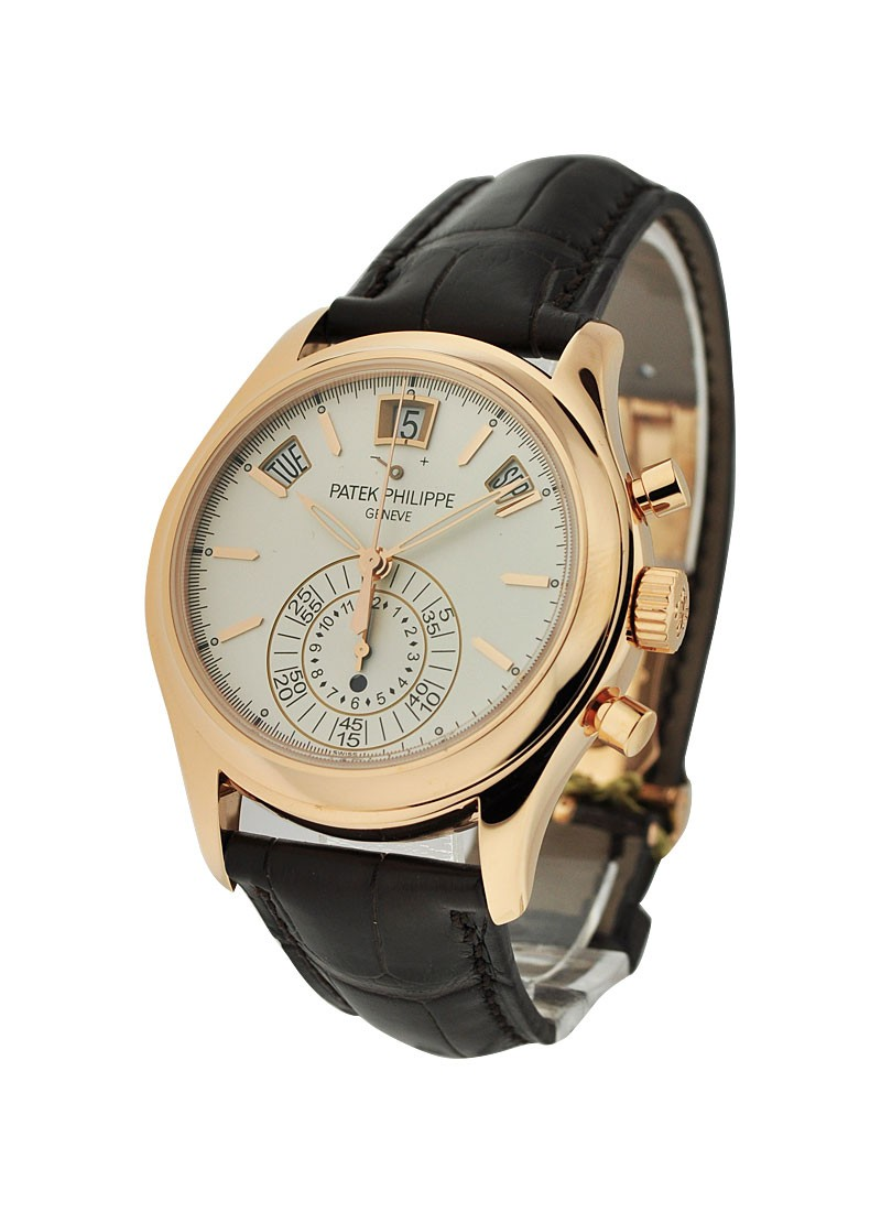Patek Philippe 5960R  Chronograph Automatic in Rose Gold