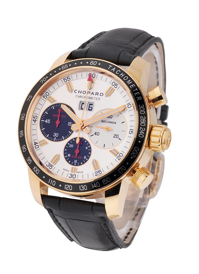 Chopard Millw Miglia Jacky Ickx in Rose Gold