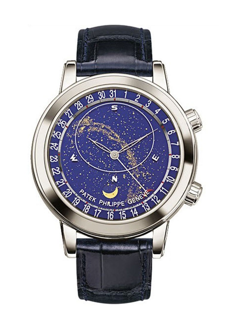 Patek Philippe Grand Complication Celestial 6102P