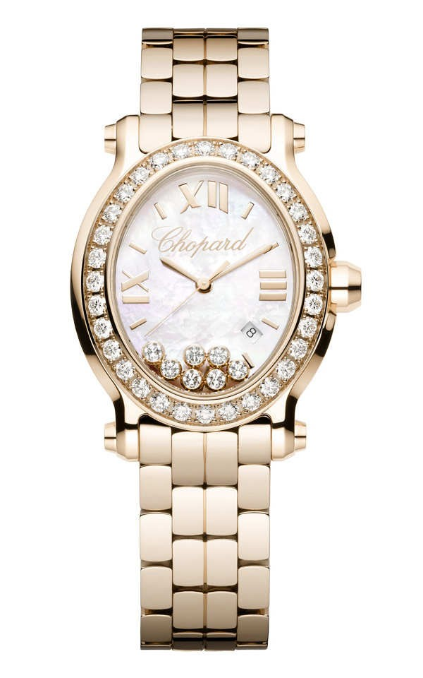 Chopard Happy Sport Oval Quartz