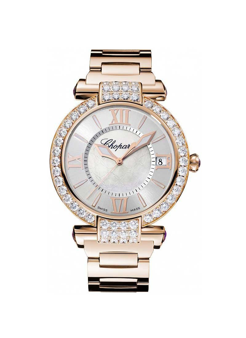 Chopard Imperiale - Round 40mm Rose Gold Automatic