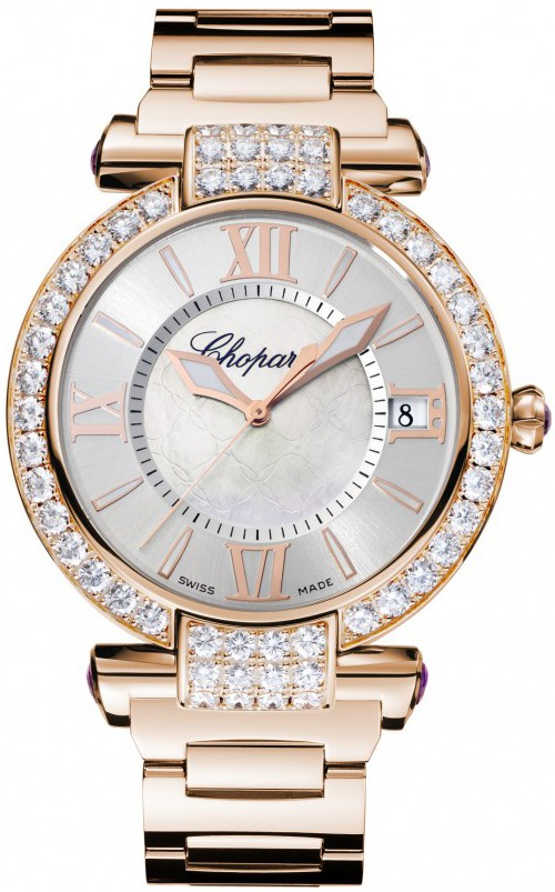 Chopard Imperiale   Round 40mm Rose Gold Automatic