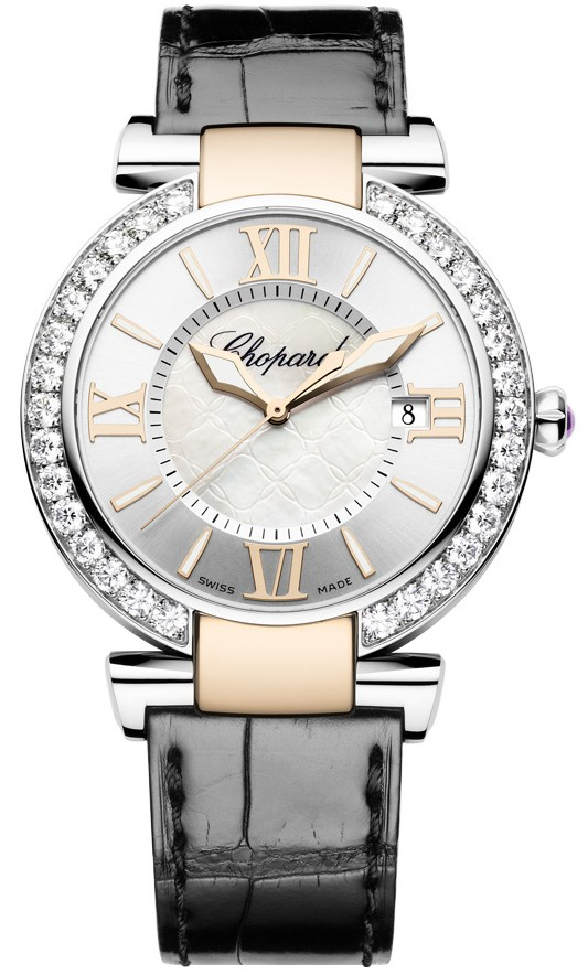 Chopard Imperiale   Round 40mm 2 Tone Automatic