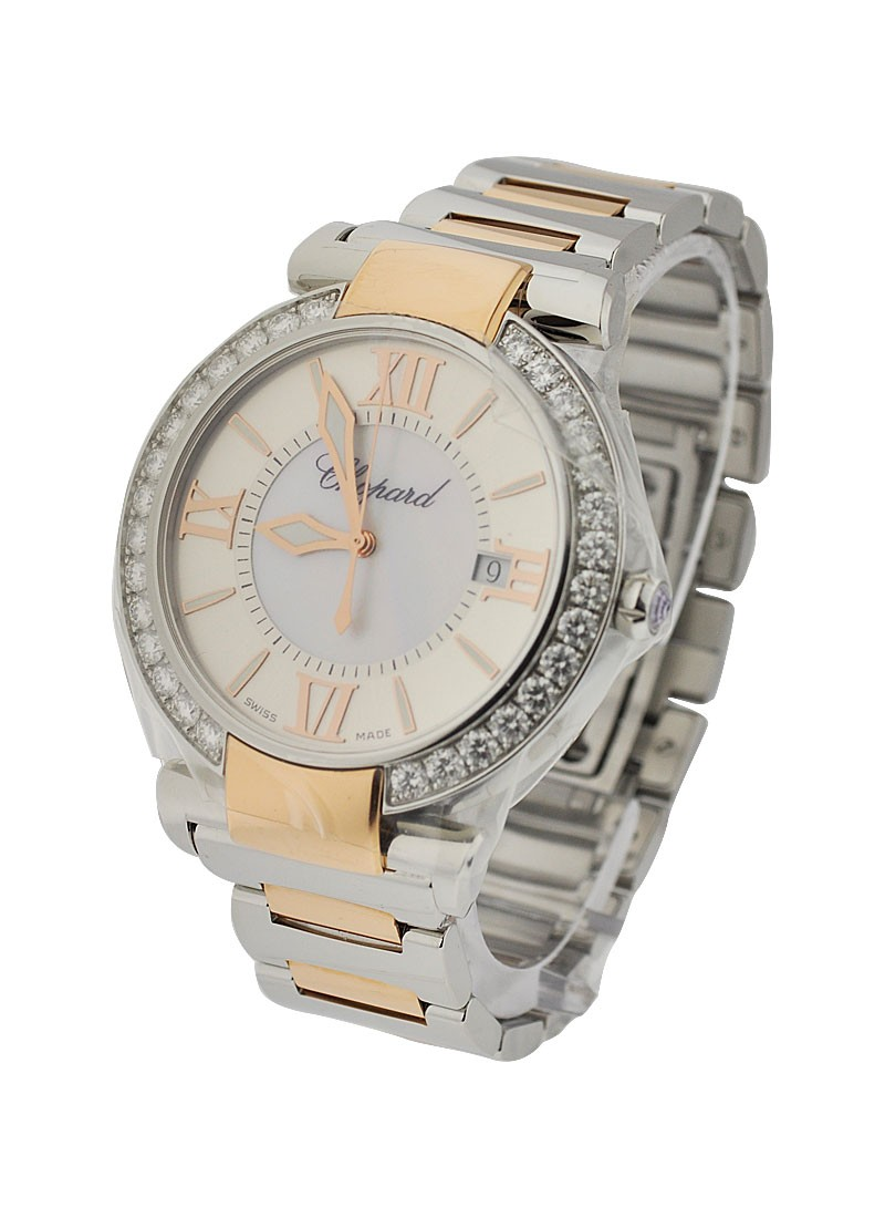 Chopard Imperiale   Round 40mm 2 Tone with Diamond Bezel