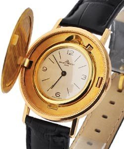 Baume & Mercier Gold Coin Watch