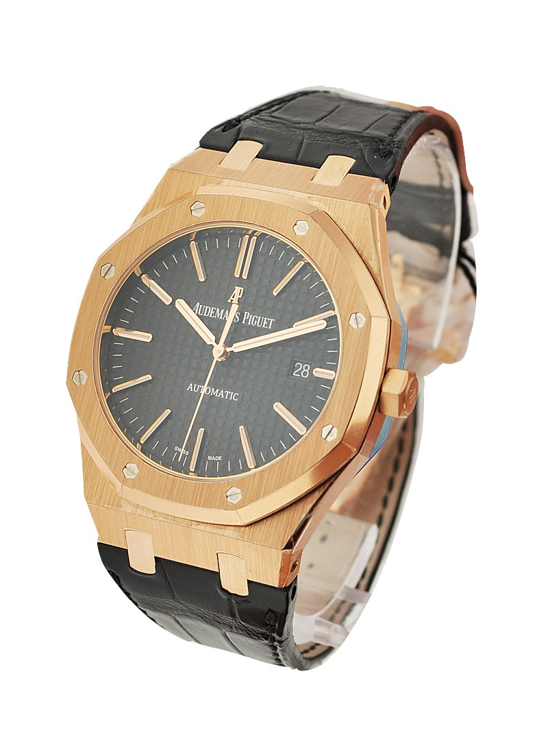 Audemars Piguet Royal Oak Automatic 41mm in Rose Gold