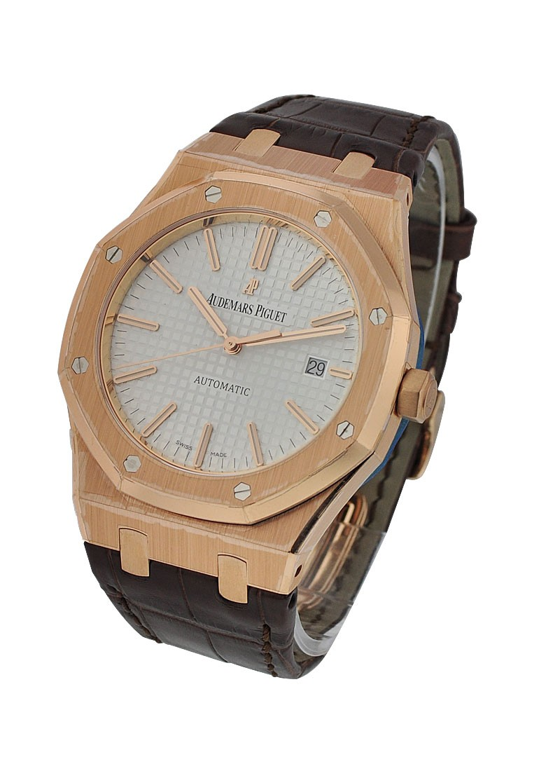 Audemars Piguet Royal Oak Automatic in Rose Gold