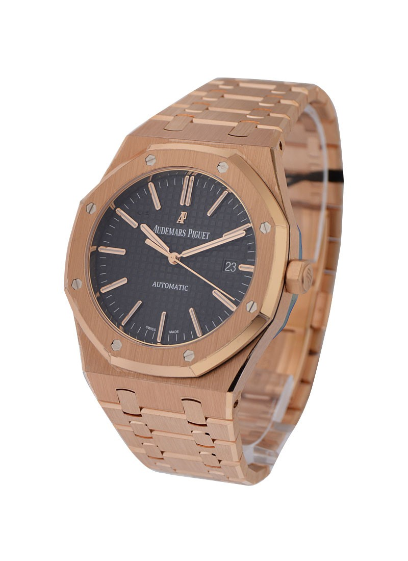 Audemars Piguet Royal Oak 41mm Automatic in Rose Gold
