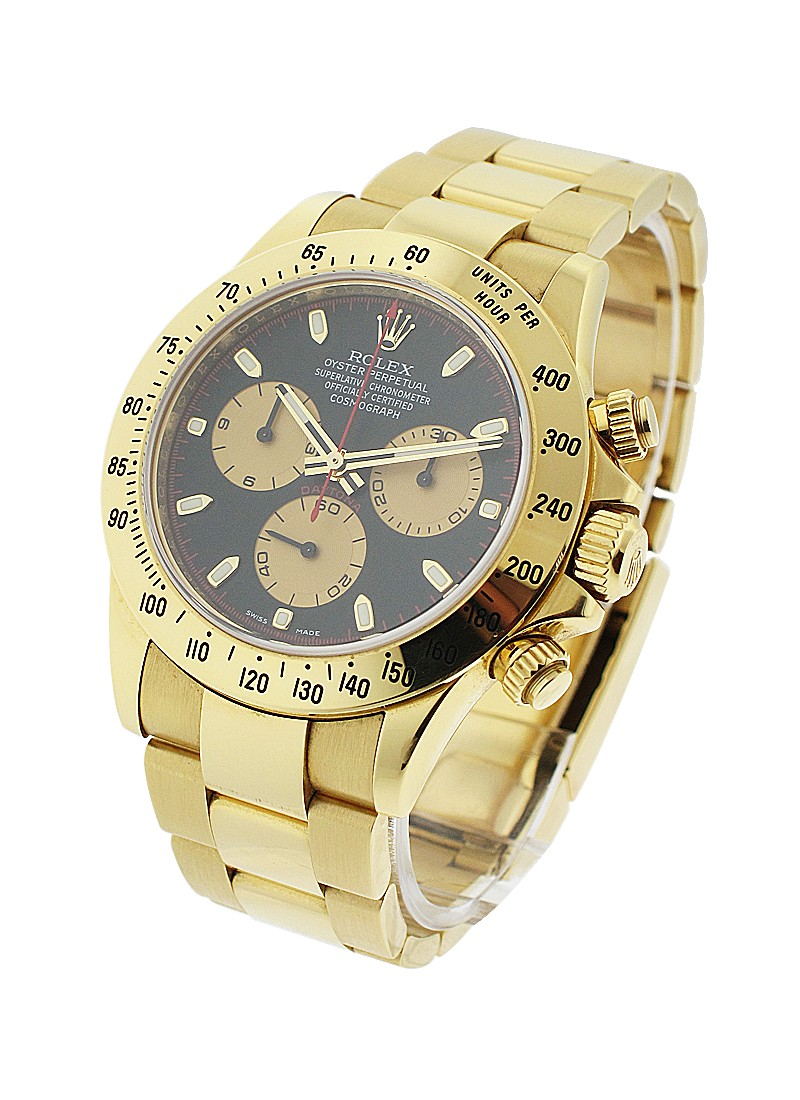 Rolex Used Daytona - Chronograph