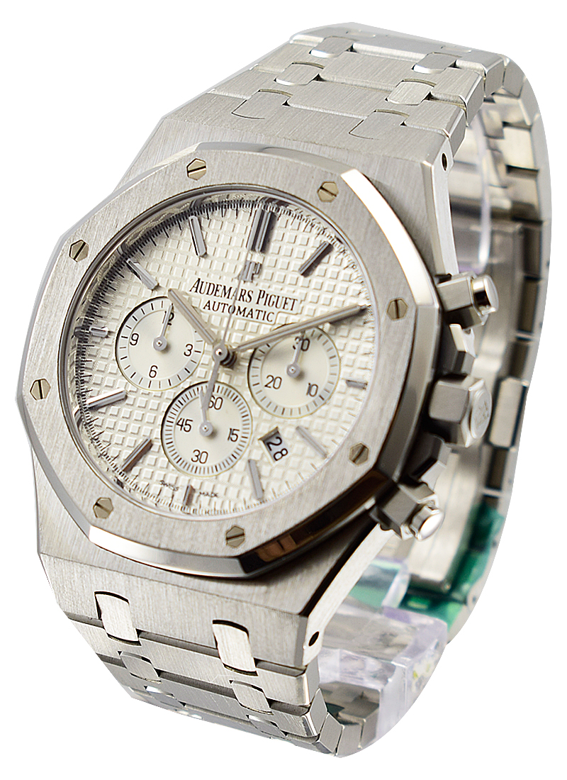 Audemars Piguet Royal Oak Chronograph 41mm Automatic in Steel