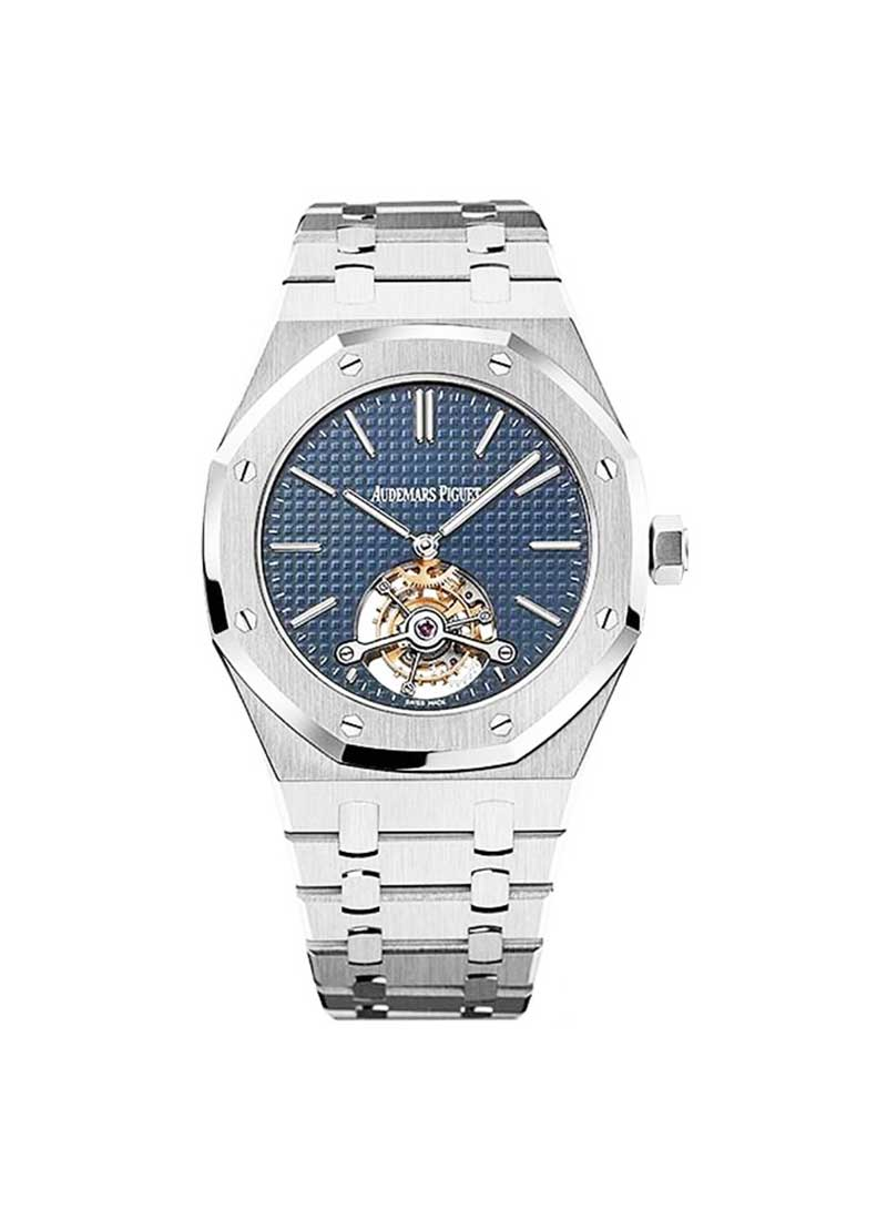 Audemars Piguet Royal Oak Tourbillon in Steel