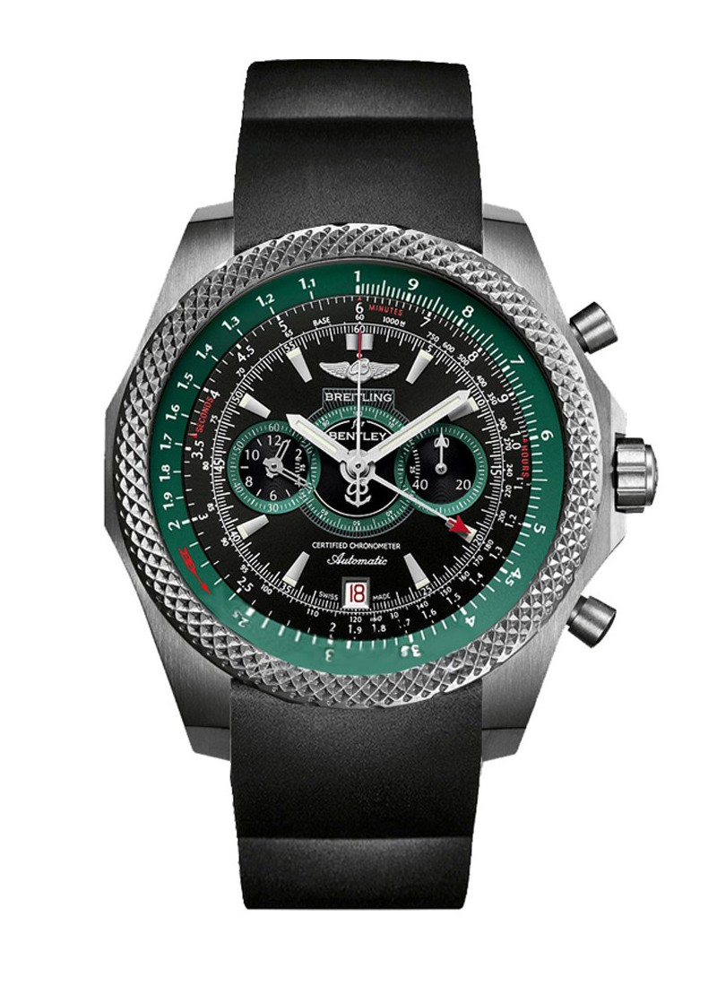 Breitling Bentley Super Sports Limited Edition in Titanium