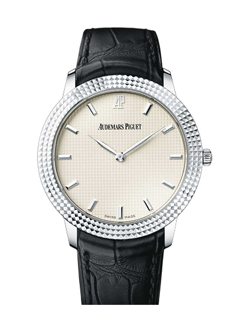 Audemars Piguet Classic 38mm Automatic in White Gold