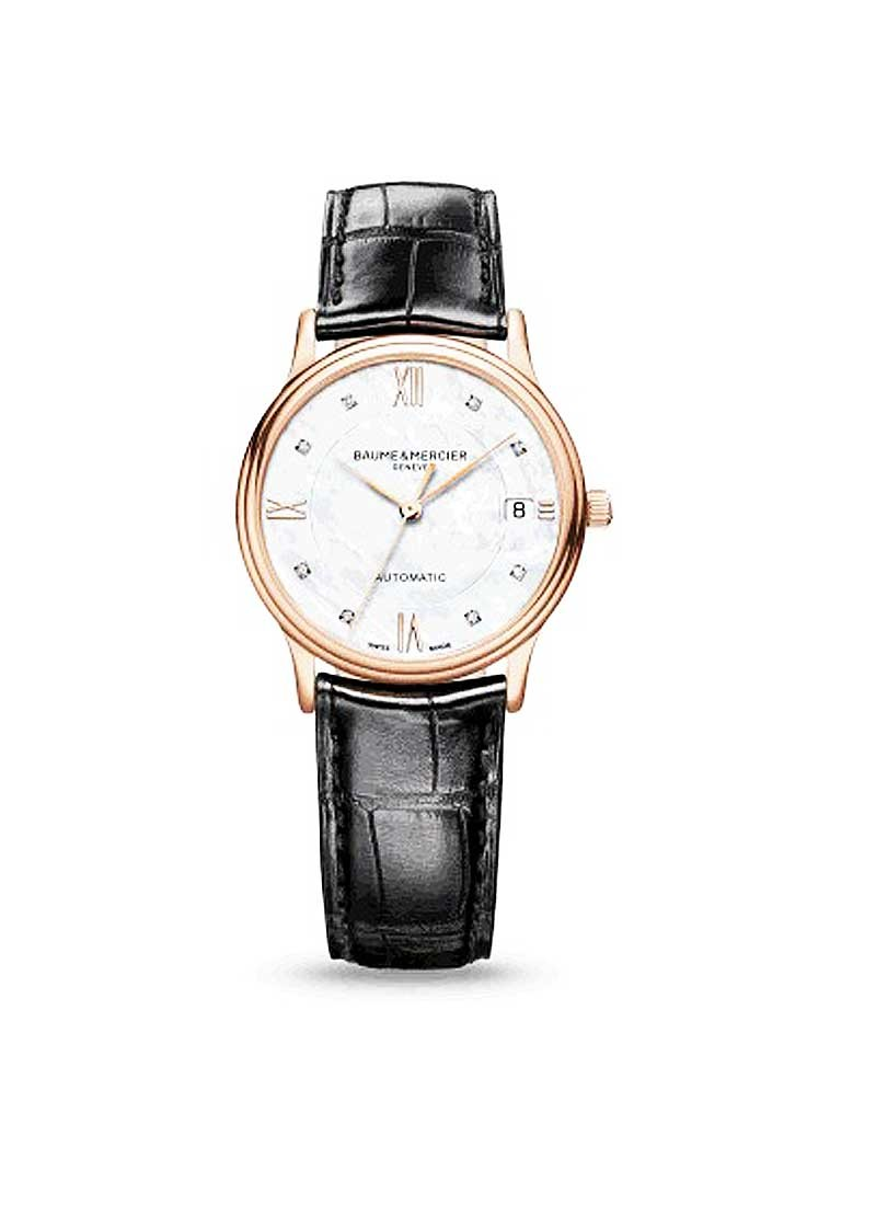 Baume & Mercier Classima Executives in Rose Gold