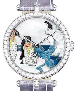Van Cleef Extraordinary Dial
