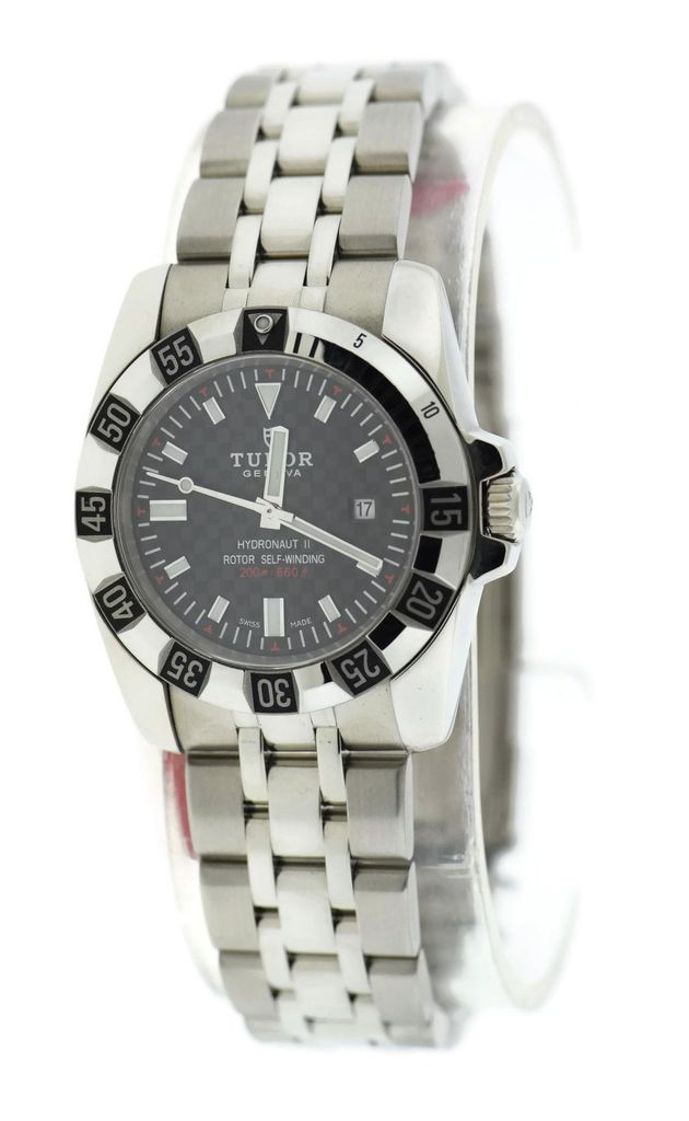 Tudor Hydronaut II Ladies Automatic in Steel