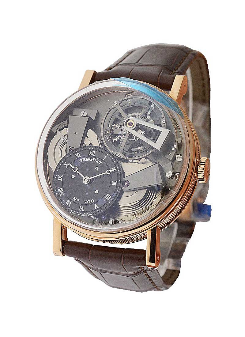 Breguet Tradition Tourbillon  Chaine Fusee
