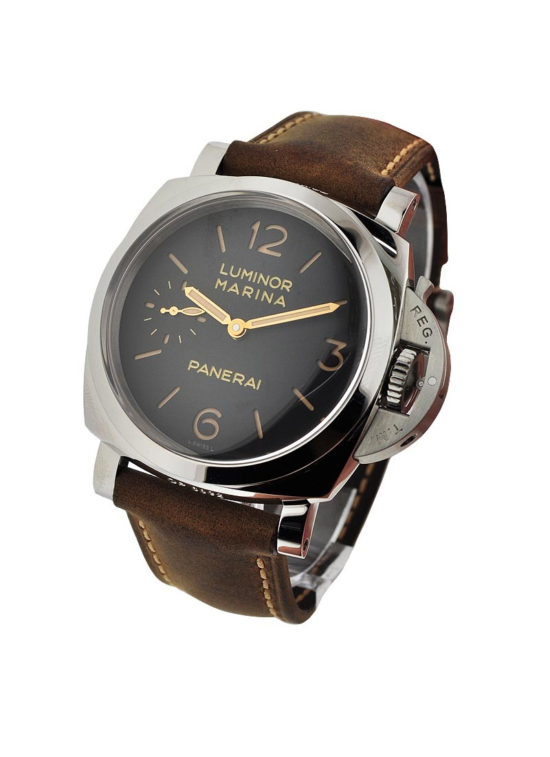 Panerai PAM 422   Luminor Marina 1950 3 Days in Steel