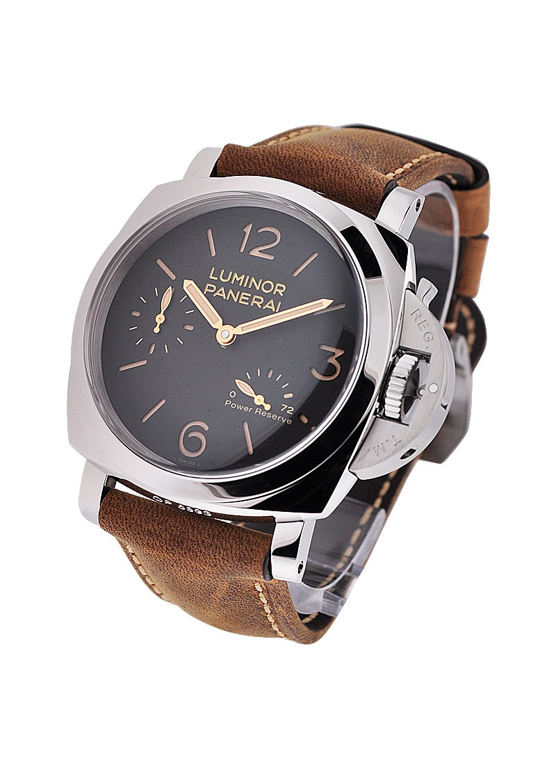 Panerai PAM 423 - Luminor 1950 3 Days Power Reserve in Steel