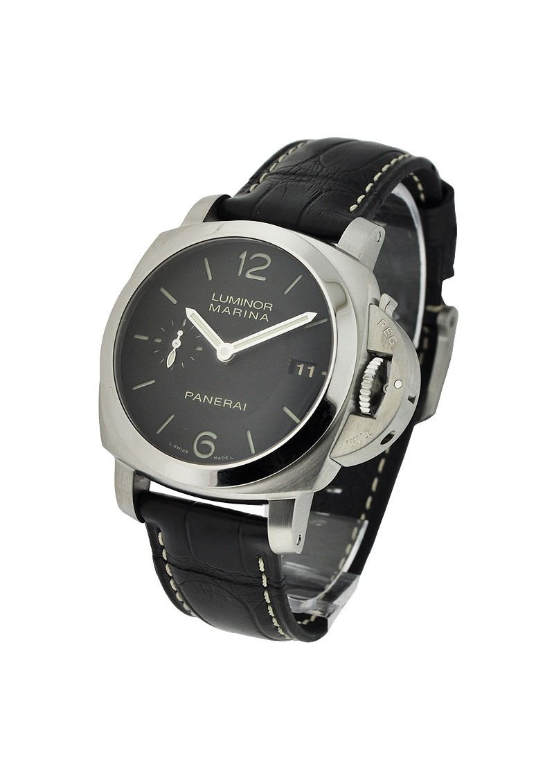 Panerai PAM 392 - Luminor Marina 1950 3 Days in Steel