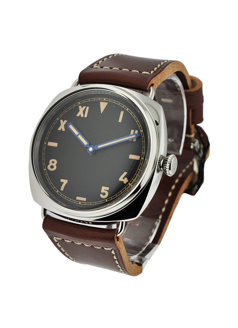 Panerai PAM 448 - Radiomir California 3 Days in Steel -Special Edition 750 Pieces