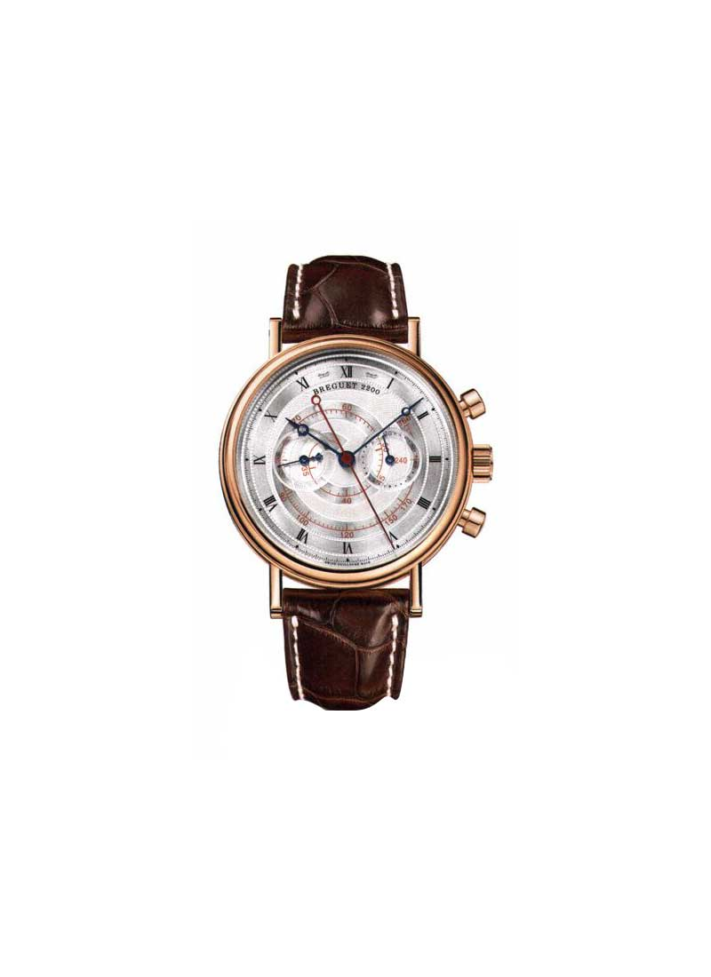 Breguet Classique Chronograph in Rose Gold