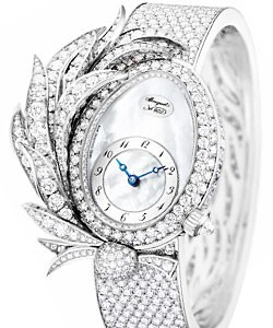 Breguet Queen of Naples - Plumes