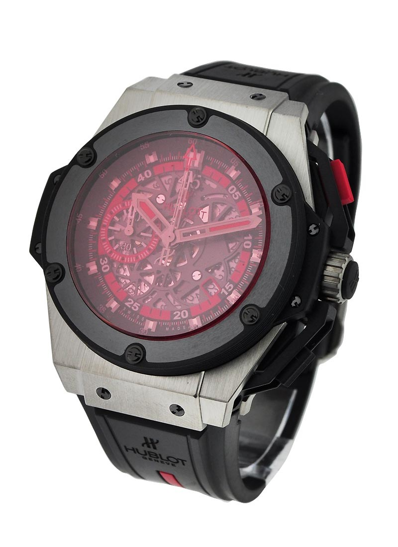 Hublot Big Bang King Power 48mm - UEFA Euro 2012 Poland