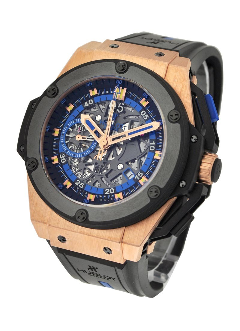 Hublot King Power 48mm - UEFA Euro 2012 Ukraine