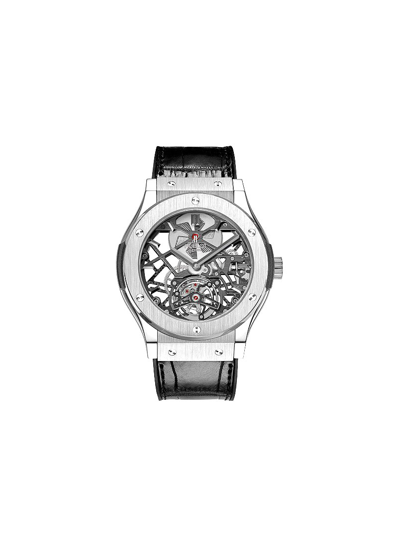 Hublot Classic Fusion Tourbillon 45mm in Titanium