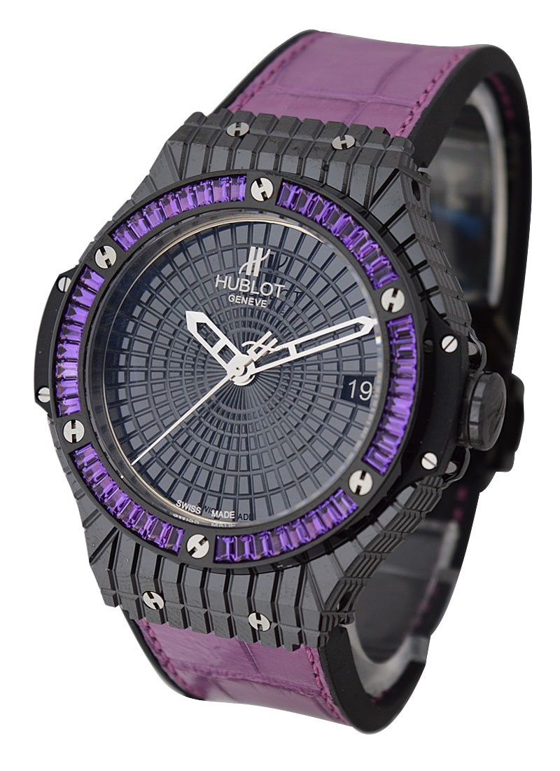 Hublot Big Bang 41mm - Tutti Frutti - Ceramic Purple Caviar