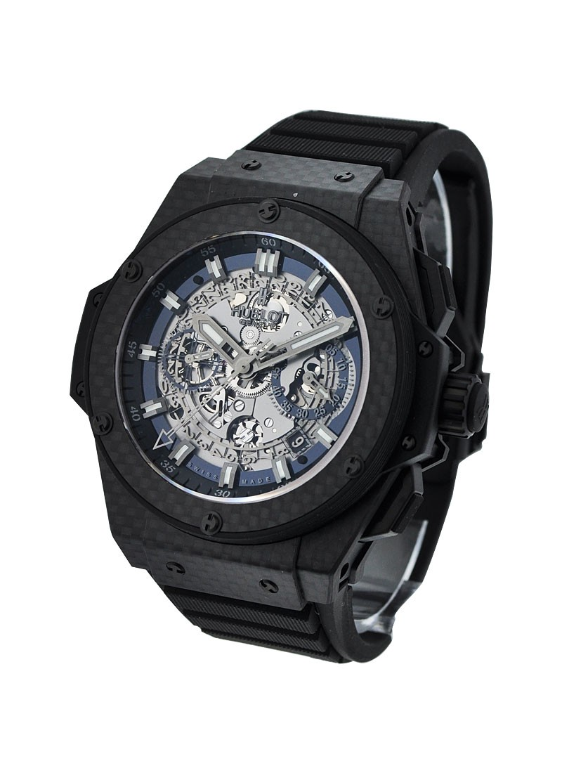 Hublot King Power Big Bang Unico All Carbon
