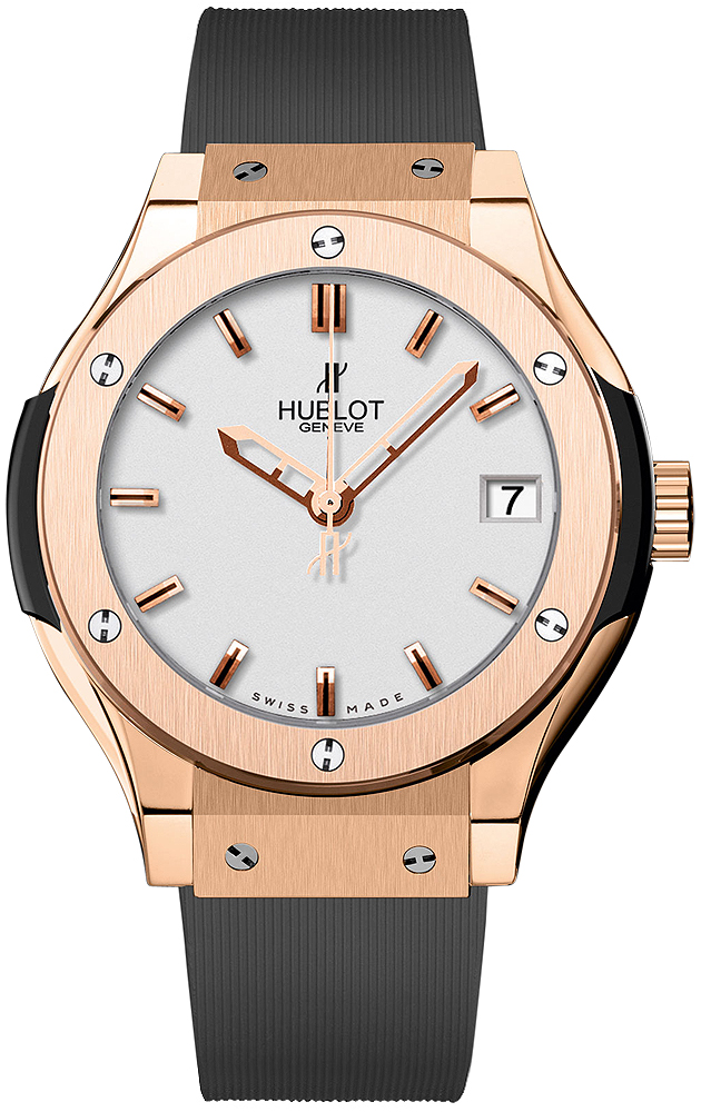 Hublot Classic Fusion 33mm in Rose Gold