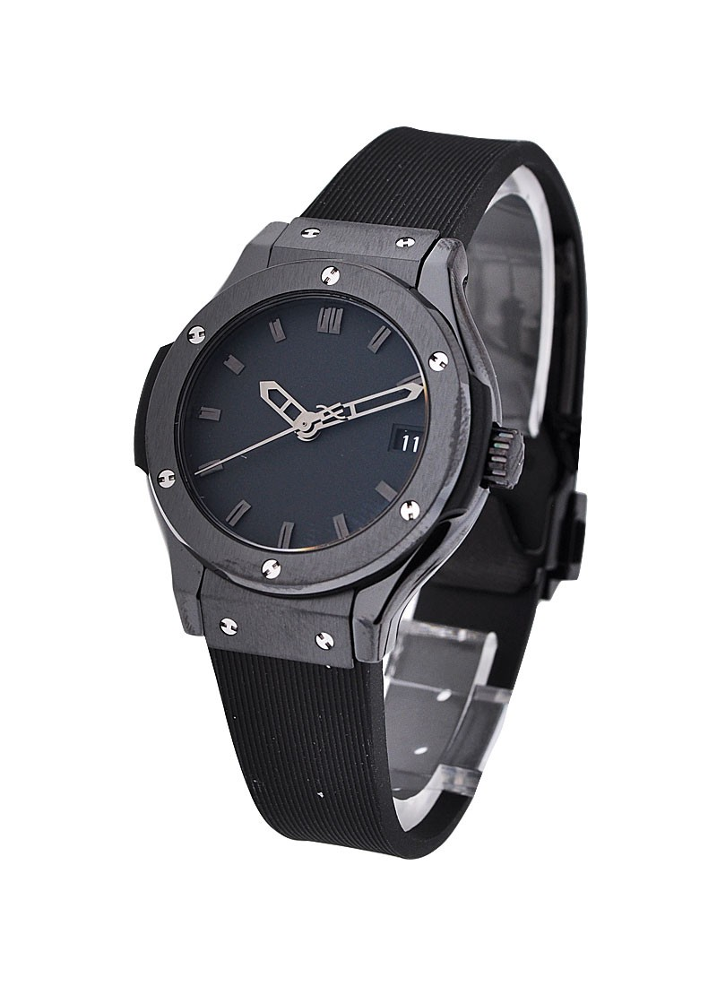 Hublot Classic Fusion in Black Ceramic