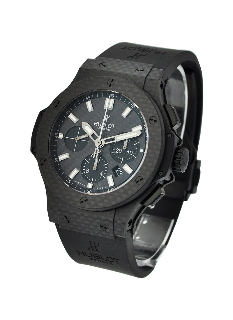 Hublot Big Bang in Carbon Fier in Carbon Fiber